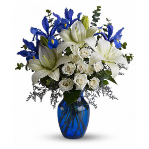 Blue Horizons buy at Florist
