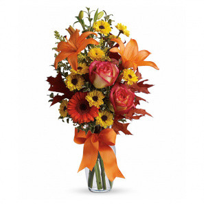 Burst of Autumn buy at Florist