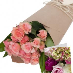 Rustic Gift Packaging buy at Florist